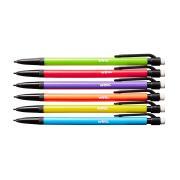 Winc Mechanical Pencil Fine 0.7mm Assorted Box 12