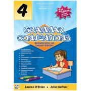 Grammar Conventions Book 4 3rd Ed Teachers 4 Teachers Harry O'Brien