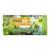Envirostar Compostable Bin Liners 55L 30 Bags Carton of 10