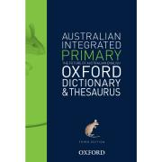 Oxford Australian Primary Integrated Dictionary And Thesaurus 3rd Edition