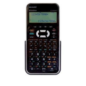 Sharp ELW532XHBSL Scientific & Financial Calculator