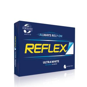 Reflex Ultra White Copy Paper Carbon Neutral A5 White 500 Sheet