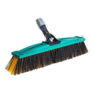 Sabco 450mm Colour Coded Broom Head Medium Fill Green