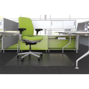Marbig Chairmat Environmat Pet Carpet 1210l x 910wmm Clear