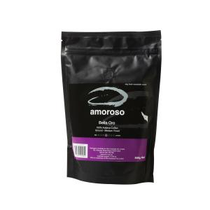 Amoroso Bella Oro Medium Roast Ground Coffee 500g