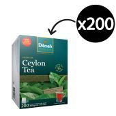 Dilmah Premium Black Tea Bags Pack 200