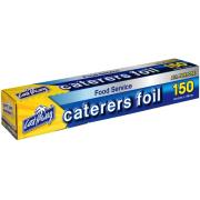 Castaway All-Purpose Aluminium Foil Caterers Pack 440mmx150m