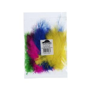 Jasart Feathers Small Assorted Bag 50