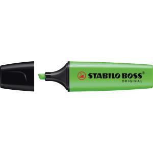 Stabilo Boss Highlighter Green Box 10
