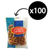 Victoria Gardens Pretzels 15g Carton 100