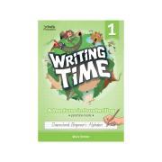 Firefly Education Writing Time 1 QLD Beginners Alphabet Student Practice Book