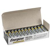 Energizer Industrial EN92 1.5V Alkaline AAA Battery Pack 24