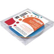 Teter Mek Kinder Craft Paper Circles 120mm Gloss Assorted Colours Pkt 100