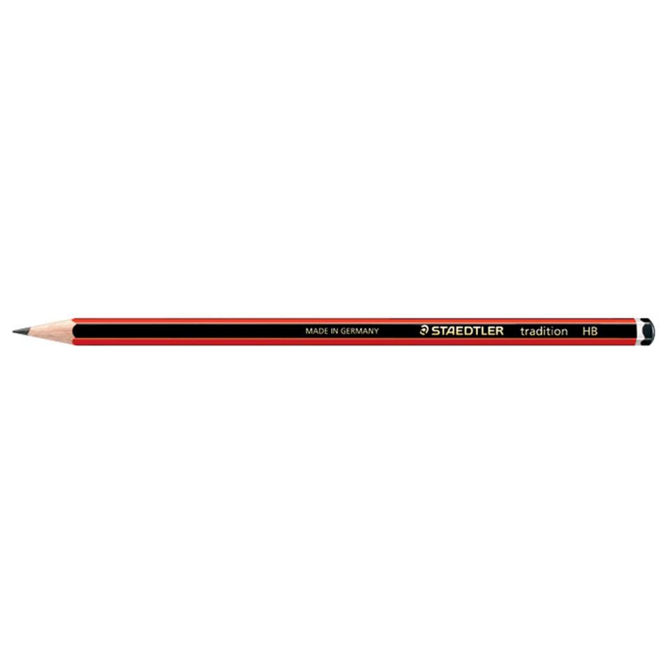 Staedtler 110 Tradition Graphite Pencil 4H Box 12