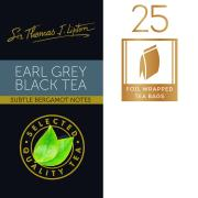 Sir Thomas Lipton Earl Grey Tea Bags Pack 25
