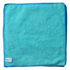 Oates Value Microfibre Cloths Blue Packet 10 Image