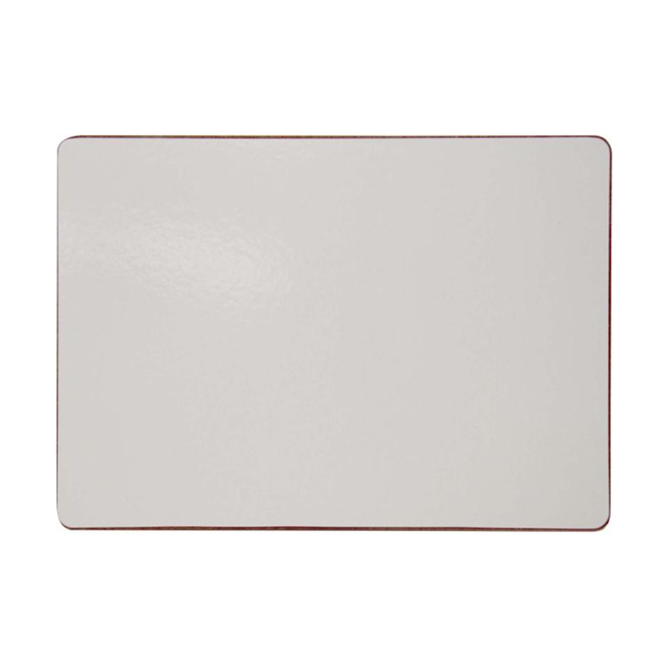 Colorific Double Sided Whiteboard A4 Non Magnetic