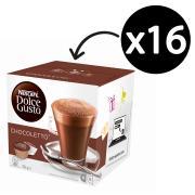 Nescafe Dolce Gusto Capsules Hot Chocolate Box 16