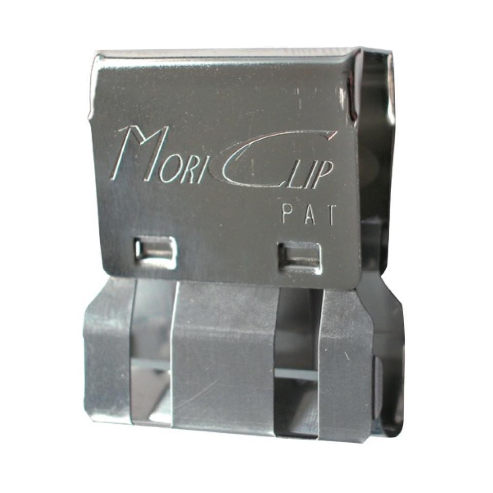 Carl 700520 Mori Clip 2-30 Pages Silver Small Box 50