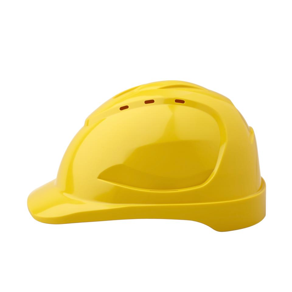 Prochoice Hh9 Unvented Hard Hat Yellow Each