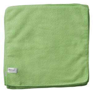 Oates Value Microfibre Cloths Green packet 10