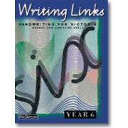 Writing Links 6 Handwriting Victoria