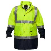 Prime Mover HV370A Anti-Static Day/Night Jacket With Tape