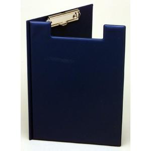 Marbig Clipfolder A4 PVC Cover Blue