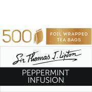 Sir Thomas Lipton Peppermint Tea Bags Carton 500