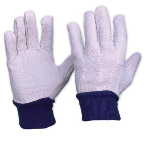 Pro Choice Cdb10 Cotton Drill Gloves- Mens Pair