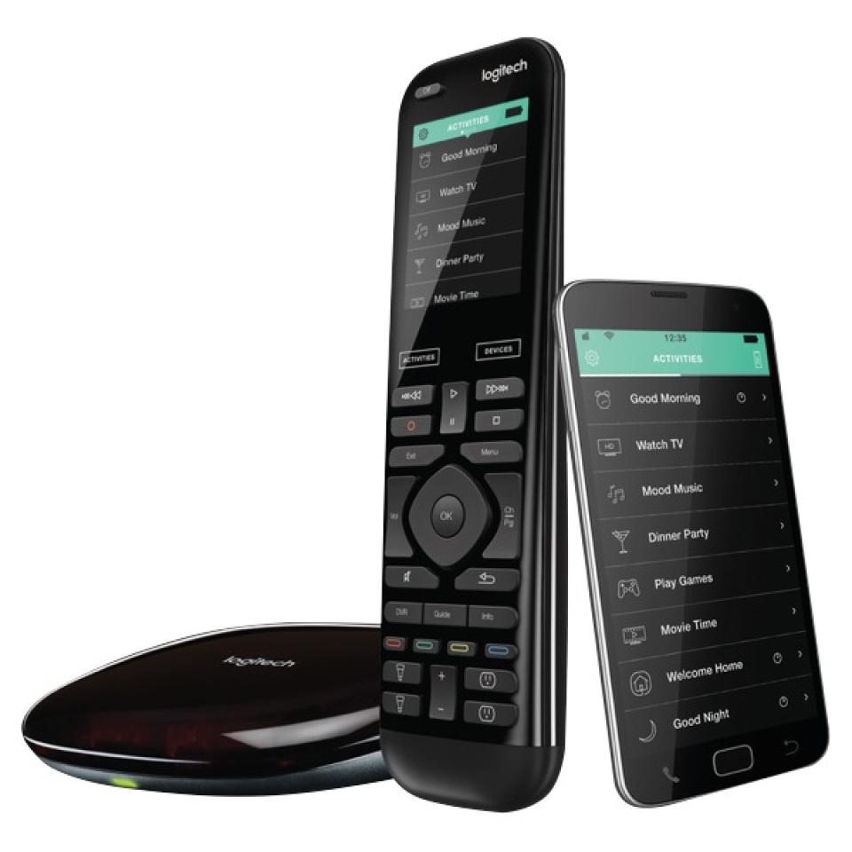 Logitech Harmony Elite Remote System