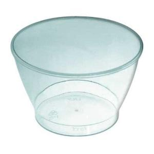 Airline Cup 131t Clear Plastic 130ml Pkt 50