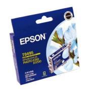 Epson T0495 Light Cyan Ink Cartridge - C13T049590