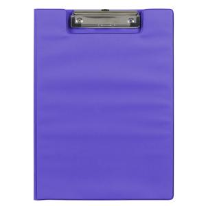 Marbig Summer Colours Clipfolder A4 PE Purple