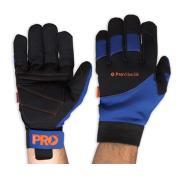 Paramount Safety Pv-M Provibe Gloves Anti Vibration Black Pair