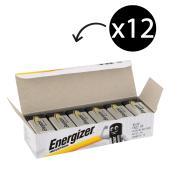 Energizer Industrial EN22 Alkaline 9V Battery Pack 12