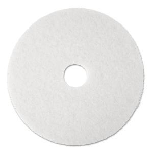 3M 4100 406mm Super Polish Pad White Case 5