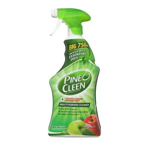Pine O Cleen Multi Purpose Trigger Crisp Apple 750ml