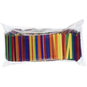 Wooden Coloured Popstix Bag 1000