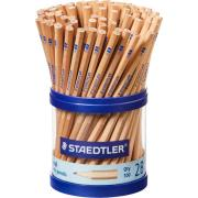Staedtler Natural Graphite Pencils 2B Cup 100