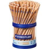 Staedtler Natural Graphite Pencils 2B Cup 100