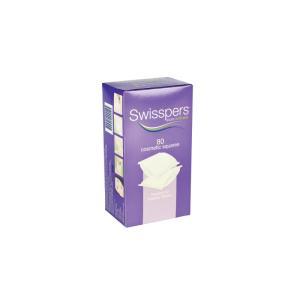 Dove Swisspers Cotton Squares PK80 DCS80