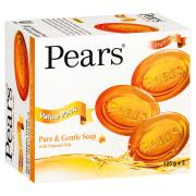 Pears Transparent Soap 3x125g Value Pack