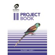 Olympic No.523 Project Book 24 Pages 335 x 240 mm 8mm