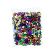 Jasart Sequins Assorted Shapes & Sizes 25g