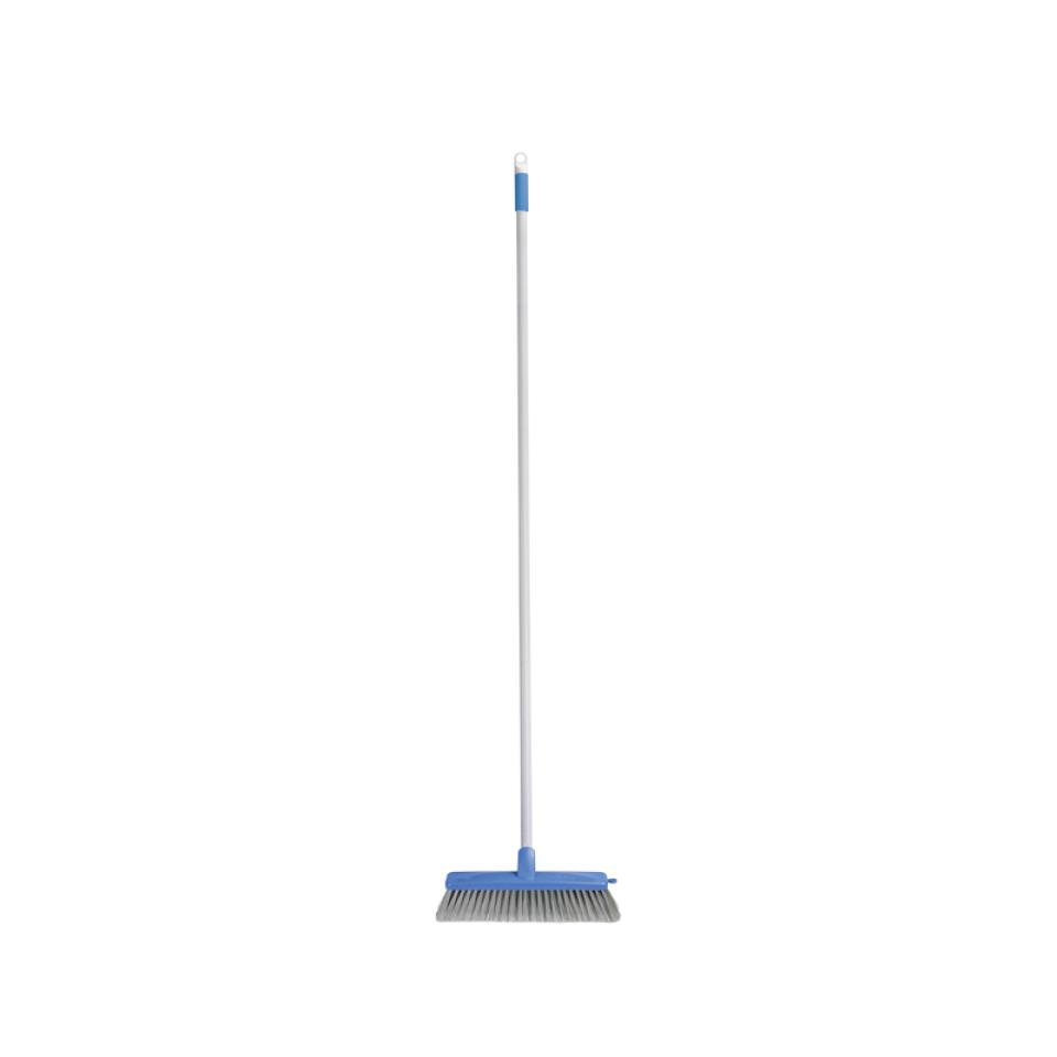 General Indoor Broom Blue 280mm With Handle