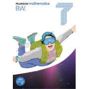 Pearson Mathematics 7 Bridging Workbook. Author Tanya Smith