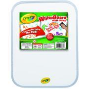Crayola Dry Erase Whiteboard Dual Sided 280 x 215mm