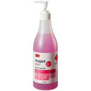 Avagard Antiseptic Solution Hand Wash 500ml Pump