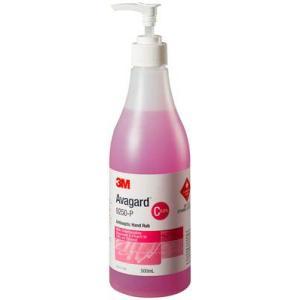 Avagard Antiseptic Solution Hand Wash 500ml Pump